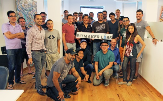 Guy Kawasaki drops into Bitmaker Labs