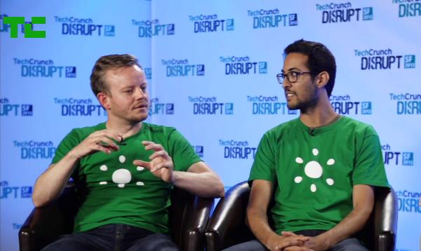 Kiwi Wearables at TechCrunch