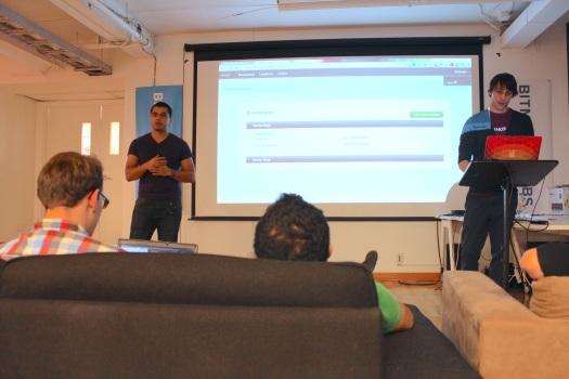 Chaitanya Shah and Jon Carr-Harris of Swish Labs