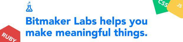 Bitmaker Labs Header